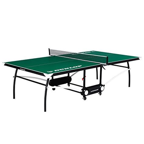 dunlop ping pong table dunlop 2piece table tennis table