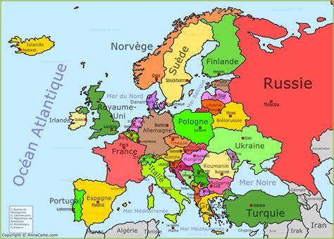 La Carte Du Monde Europe by Carte Chypre Dans L Europe 187 Carte Du Monde