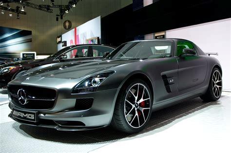 2018 Mercedes Sls Amg Gt Final Edition Is Carbon Fiber