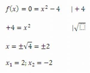 Grenzwert Berechnen Beispiele : nullstellen berechnen bzw bestimmen tipps und beispiele ~ Themetempest.com Abrechnung
