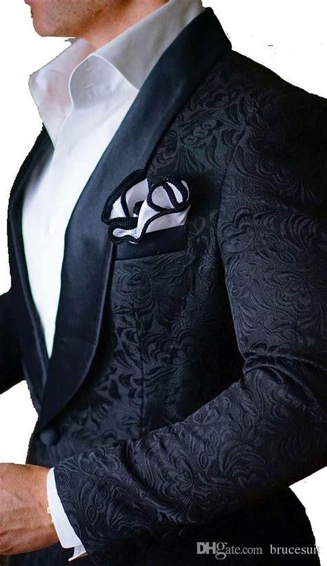 vintage paisley tuxedos wool herringbone british