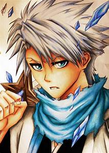 Drawing Toshiro Hitsugaya (new look ) by Polaara on DeviantArt