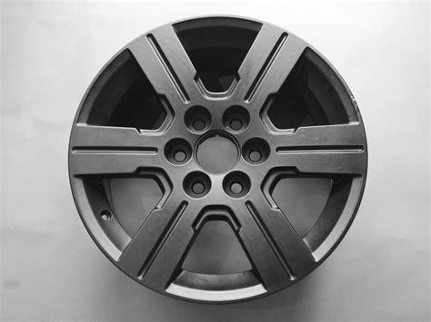 gmc acadia   original rims sold tirehaus