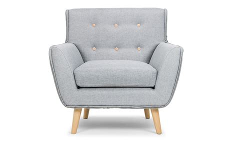 Stone Grey Armchair