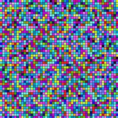Pixel Disco Tiles Animierte Meme Bit Random