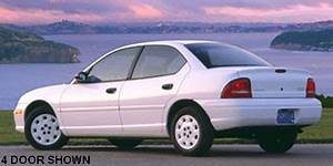 1999 Dodge Neon Technical Specifications and data Engine