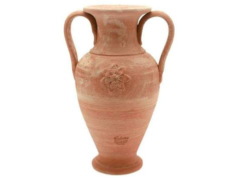 suspension design cuisine amphore étoile 061 vase en terre cuite