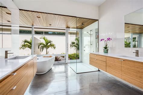 Modern Asian Bathroom Ideas by Modern Zen Asian Inspired Home Design Bathrooms And