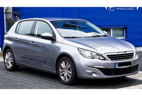 Peugeot Pronounce by Peugeot 308 Car Model Detailed Review Of Peugeot 308 Model