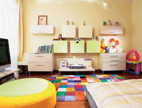 Ideas Para Habitaciones Retro Para Niños Decoración Del