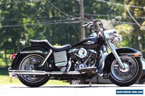 1976 Harley Davidson Flh by 1976 Harley Davidson Flh For Sale In The United States