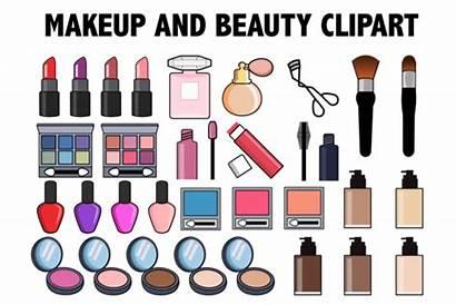 Clipart Makeup Beauty Eyes Graphic Mine Designer