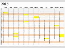 Plánovací kalendář 2016 ke stažení JULDA