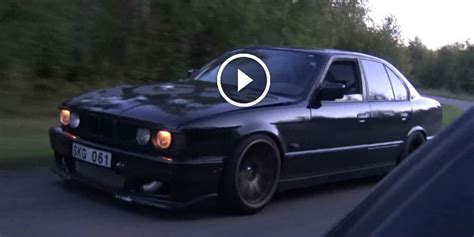 Bugatti Veyron Vs Bmw M5 Dragrace by Is This Possible 900 Hp Bmw M5 E34 Able To Humiliate A