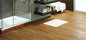 parquet bambou pour salles de bain ecoligne bambou With sol salle de bain bambou