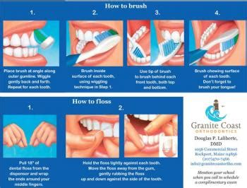 february is dental health month penbay pilot