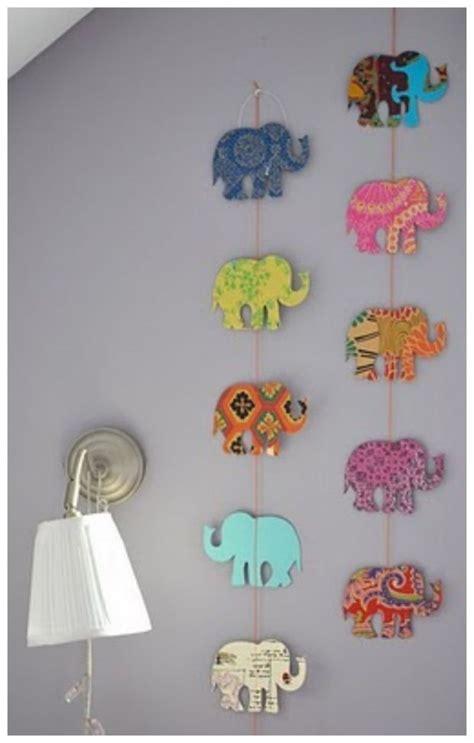 Decorating Ideas Easy by 5 Easy Diy Room D 233 Cor Ideas Elephant Decorations I