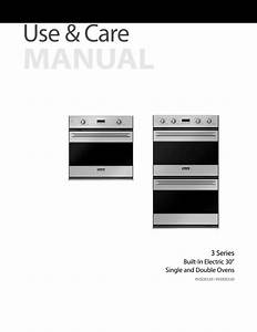 Viking Range Rvdoe 30 U0026quot  Electric Double Oven Use And Care