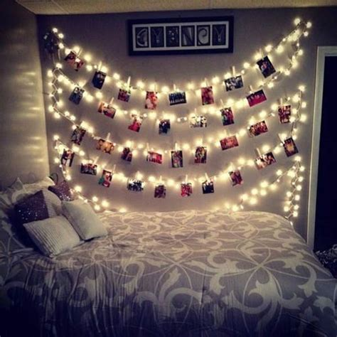young woman bedroom and string lights 66 inspiring ideas for christmas lights in the bedroom
