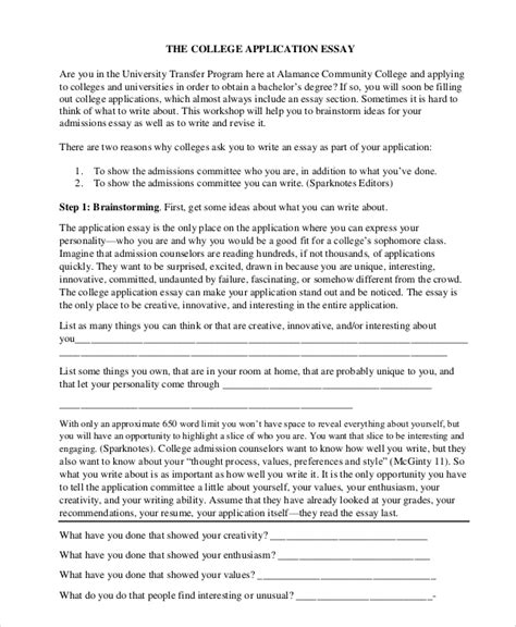 writing a good college application essay how to write a personal statement for college transfer