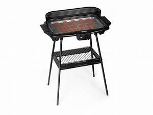 Grand Barbecue Electrique : barbecue lectrique princess 112247 avec pied grand ~ Melissatoandfro.com Idées de Décoration