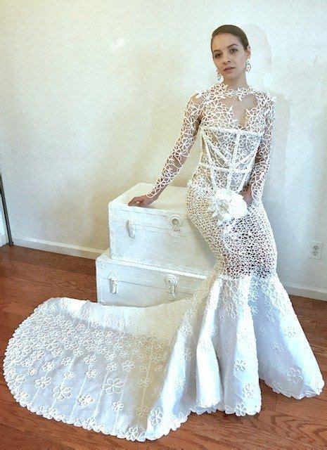 wearable art images  pinterest paper dresses