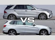 2016 Mercedes Benz GLE vs 2016 BMW X5 YouTube