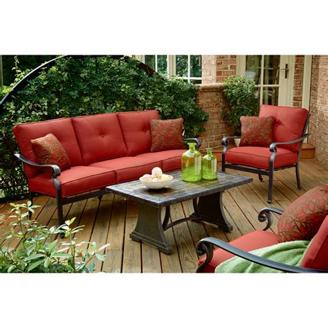 outdoor patio furniture umbrellas cushions chairs