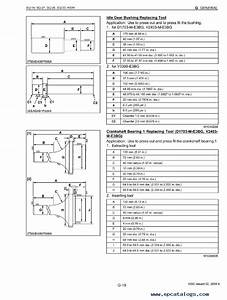 Kubota Sq 21  26  33 Generator Workshop Manual Pdf Download