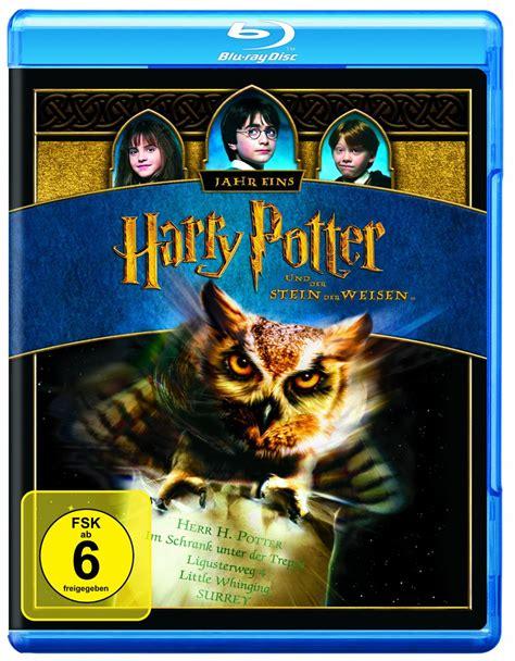 Harry Potter Und Der Stein Der Weisen Bluray Dvd Forumat