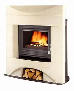 Cheminée à Bois : cheminee insert discount ~ Premium-room.com Idées de Décoration