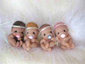 Fairy Babies | Only 1 inch. They have different colored ...