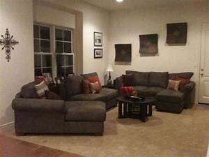 Information about rate my space questions for hgtvcom for Ideas to separate a sectional sofa