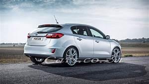 Nouvelle Ford Focus 2019 : et si la ford focus 2018 ressemblait a ~ Melissatoandfro.com Idées de Décoration