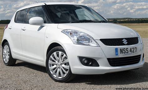 New Maruti Suzuki Swift Clocks 25000 Bookings