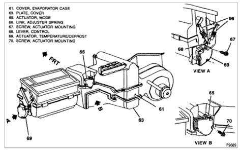 95 Chevy Silverado Heater Wiring by Chevy Silverado Heater Problems Facias