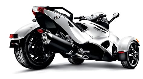 2009 Can-am Spyder Roadster Se5