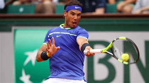 French Open: Rafael Nadal sends warning to rivals at Roland Garros