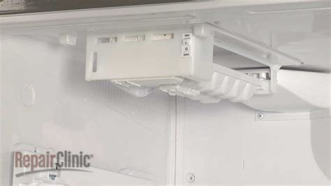 lg refrigerator wont  ice ice maker assembly aeq youtube