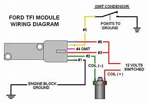 Tfi Module Question - Electrics - Rhocar