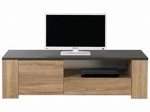 Meuble De Télé Conforama : banc tv fumay vente de meuble tv conforama ~ Teatrodelosmanantiales.com Idées de Décoration