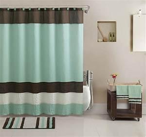 Cheap shower curtain sets decor ideasdecor ideas for Bathroom shower curtain and rug set