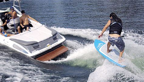 Cuddy Cabin Surf Boat by Boarding Surfing Waterskiing Or Tubing