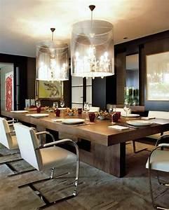 Quels meubles de salle a manger pour personnaliser son for Meuble salle À manger avec chaise de salle a manger en bois