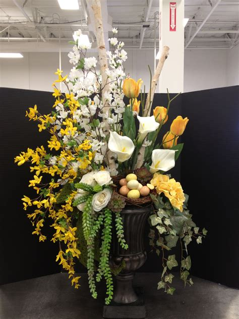 spring blooms floral arrangement spring collection  designed  christian rebollo
