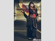 Cosplay Island View Costume KinokoHime Geisha assassin