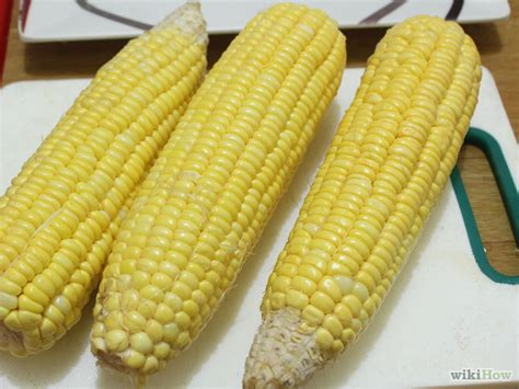 steam corn how to steam corn 10 easy steps with pictures wikihow