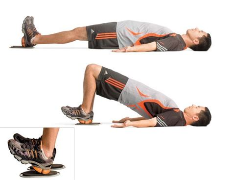 Floor Glute Ham Raise Alternative by 17 Best Images About Hamstrings On Wheels