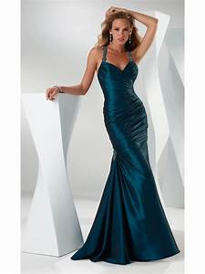 elegant halter long evening dresses prom formal gowns 802052 With robe longue sirene