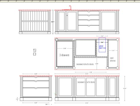 10 X 10 Standard Kitchen Dimensions Cabinet Sense Kitchen
